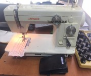 JANOME 802A DİKİŞ SEWİNG MACHİNE (1)